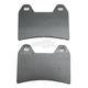 Organic Kevlar Brake Pads - 1721-1950