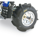 Rear Right Sand Star T-9 Pro Series Tire/Wheel Kit - 44000R