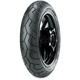 Front Diablo 120/70HR-15 Blackwall Scooter Tire - 1783500