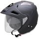 Flat Black FX-50 Helmet
