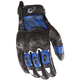 Blue/Black Supermoto 2.0 Gloves