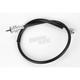 Black Tachometer Cable - 05-0099
