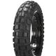 Rear K784 Big Block 150/70B-17 Blackwall Tire - 047841721B0