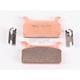 Double H Sintered Brake Pads - FA201HH