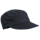 Womens Black Military Cap - DK MILITARY CAP