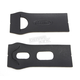Black Chin Strap Cover for HJC CL-X6 Helmets - 0962-3805-00