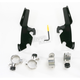 Night Shades Black No-Tool Trigger-Lock Hardware Kits for Fats/Slim or Batwing - 2321-0222