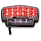 Integrated Taillight w/Clear Lens - MPH-30104C