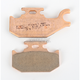 Long-life Sintered R-Series Brake Pads - FA414R