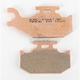 Long-life Sintered R-Series Brake Pads - FA413R
