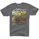 Charcoal Dirt Spray T-Shirt
