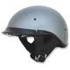 Gunmetal Metal Flake FX-200 Dual Inner Lens Helmet