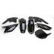Black Complete Body Kit - SUKIT407-001