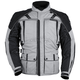 Womens Silver/Black Transition 3 Jacket