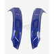 Blue Super Vent for Icon Alliance Helmets - 0133-0588