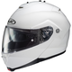 White IS-MAX II Modular Helmet