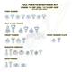 Plastics Fastener Kit - HON-1300004