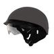 Gloss Titanium Alto DDV Beanie Helmet