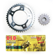 X-Ring Chain and Sprocket Kit - DKH-012G