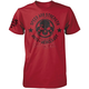 Red Moto Mercenary T-Shirt