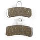 Limited Edition Chromed Semi-Sintered VLD Brake Pads - FA457VLD