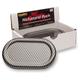 Black Carbon Fiber Kickstand Pucks - 99012-30B