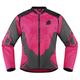Womens Pink/Gray Anthem 2 Jacket