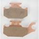 SV Severe Duty Sintered Metal Brake Pads - FA413SV