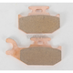 Front Right Severe Duty Brake Pads - FA414SV