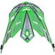 Youth Green Multi FX-17Y Visor - 0132-0799