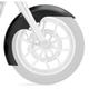 Level Tire Hugger Series Fit Kit Front Fender for 16-19 Inch Wheels - 1401-0425