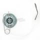 Gunmetal Oil Filler Cap Kit - 00-01313-29