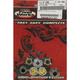 Rear Shock Bearing Kit - PWSHK-K11-021