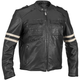 Baron Retro Vintage Leather Jacket