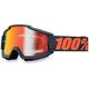 Gunmetal Accuri Goggles w/Mirror Lens - 50210-025-02