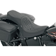 Flame Stitched Predator 2-Up Seats - 0802-0500
