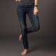 Womens Midnight Snake Eyes Jeans