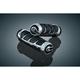 Chrome Kinetic Grips - 6375