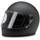 Flat Black Gringo S Helmet