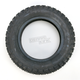 Front/Rear TW Trail Wing 4.00J-10 Blackwall Scooter Tire - 286273