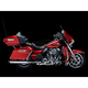 Chrome Crusher Dual Head Pipes w/Power Cell - 558