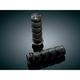 Black ISO Grips - 6341
