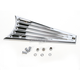 Chrome Deep Cut Frame Filler Grille - 03-654