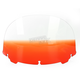 Gradient Burnt Orange 12 in. Replacement Plastic for use with OEM Harley Davidson Windshield Hardware - MEP8187