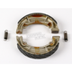Sintered Metal Grooved Brake Shoes - 331G