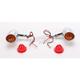 Mini Retro Style Marker Light - 2040-0279