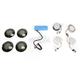 Complete Flat Style Turn Signal Kit - GEN-KIT-2