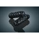 Black Kinetic Grips - 6376
