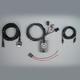 Bluetooth/Cell Phone/GPS/iPod/Radar Beep Digital Audio Controller for Handlebar-Mounted CB Audio System - JMDM-IPBT-JCB03