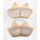 Double-H Sintered Metal Brake Pads - FA434HH
